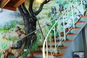 Stairway Artwork