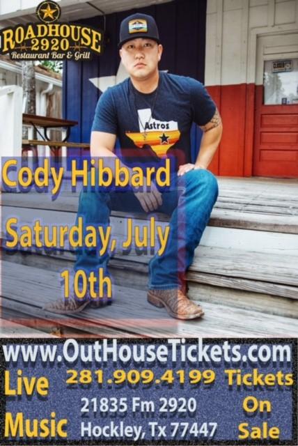 Cody Hibbard
